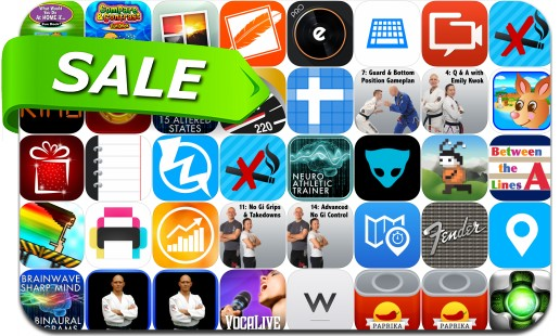 iPhone & iPad App Price Drops - November 21, 2015