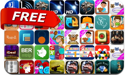 iPhone & iPad Apps Gone Free - April 2, 2014