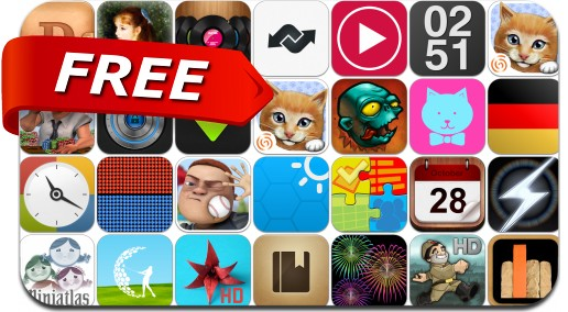 iPhone & iPad Apps Gone Free - June 9