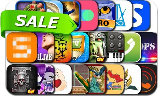 iPhone & iPad App Price Drops - September 24, 2016