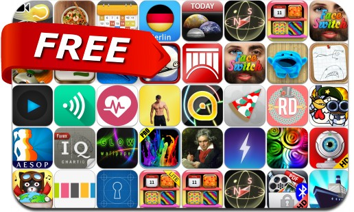 iPhone & iPad Apps Gone Free - September 6