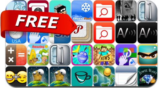 iPhone & iPad Apps Gone Free - November 11