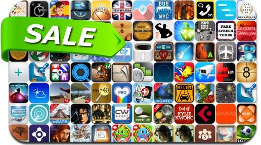 iPhone & iPad App Price Drops - December 18