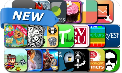 Newly Released iPhone & iPad Apps - January 23