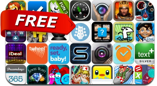 iPhone & iPad Apps Gone Free - July 23