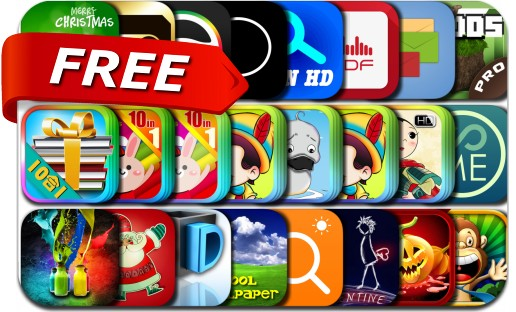 iPhone & iPad Apps Gone Free - April 20, 2016