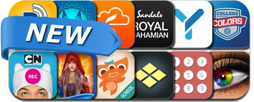 Newly Released iPhone & iPad Apps - August 5, 2014