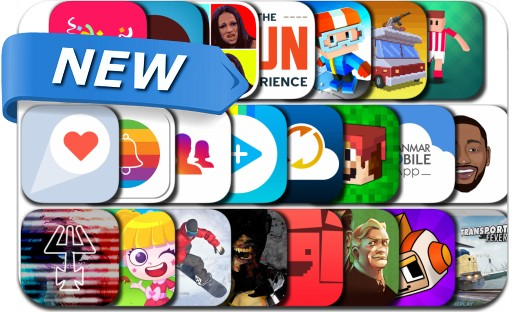 Newly Released iPhone & iPad Apps - February 18, 2017