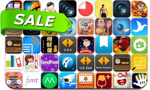 iPhone & iPad App Price Drops - December 10