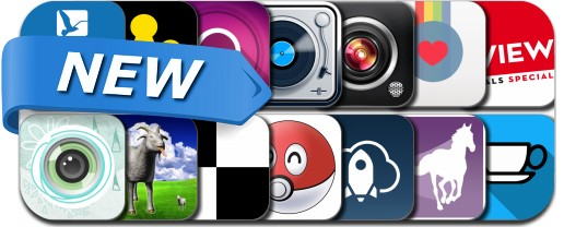 Newly Released iPhone & iPad Apps - April 27, 2014