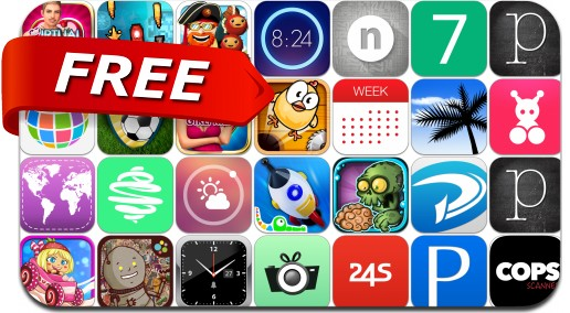 iPhone & iPad Apps Gone Free - February 14, 2015