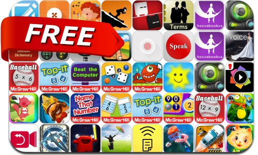 iPhone & iPad Apps Gone Free - December 5, 2014