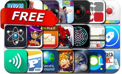iPhone & iPad Apps Gone Free - September 22