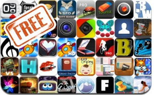 iPhone and iPad Apps Gone Free - July 22
