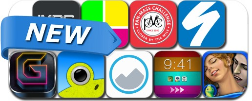 Newly Released iPhone & iPad Apps - July 9, 2014