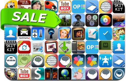 iPhone & iPad App Price Drops - May 11, 2014