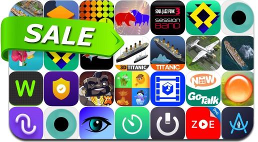 iPhone & iPad App Price Drops - October 11, 2021