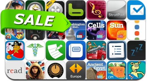 iPhone & iPad App Price Drops - October 21, 2014