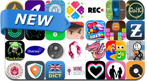 Newly Released iPhone & iPad Apps - March 4, 2019