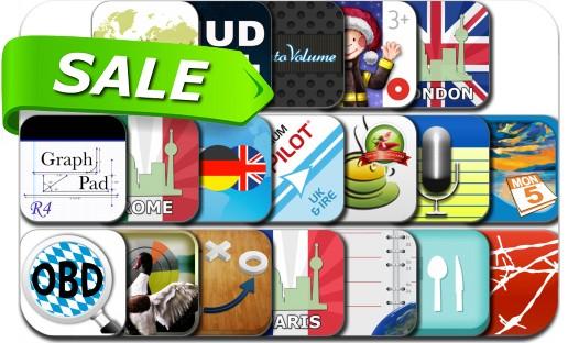 iPhone & iPad App Price Drops - January 11, 2015
