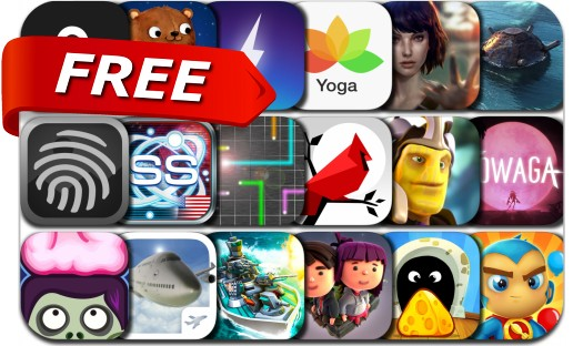 iPhone & iPad Apps Gone Free - March 29, 2018