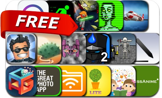 iPhone & iPad Apps Gone Free - July 27, 2018