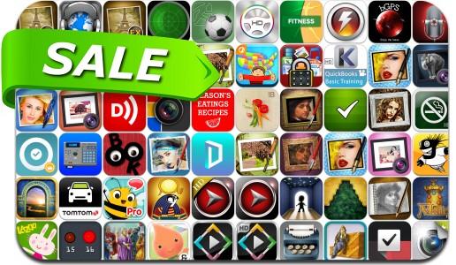 iPhone & iPad App Price Drops - August 19