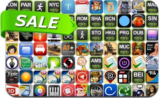 iPhone & iPad App Price Drops - April 9
