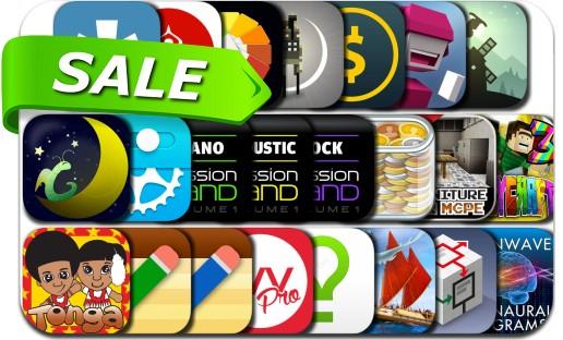 iPhone & iPad App Price Drops - June 21, 2016