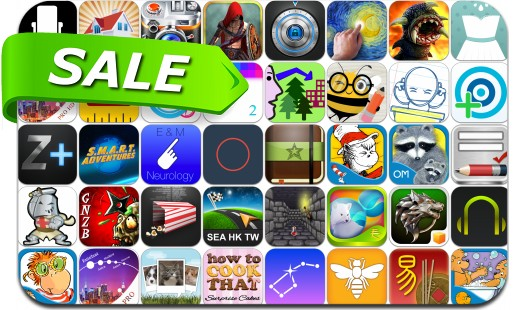 iPhone & iPad App Price Drops - August 15, 2014