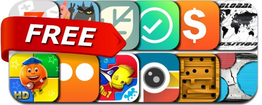 iPhone & iPad Apps Gone Free - June 2, 2017