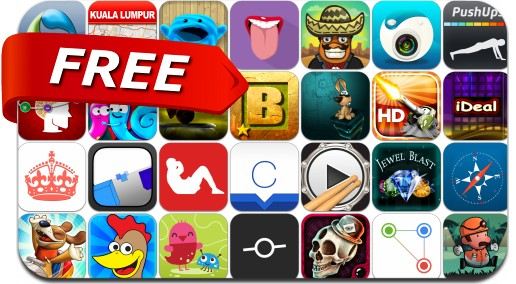 iPhone & iPad Apps Gone Free - March 27, 2014