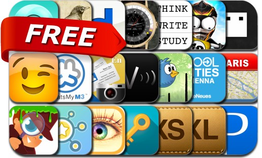 iPhone & iPad Apps Gone Free - January 6, 2015