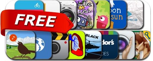 iPhone & iPad Apps Gone Free - September 6, 2014