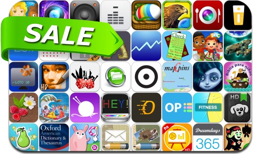 iPhone & iPad App Price Drops - April 20, 2014