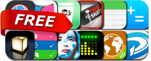 iPhone & iPad Apps Gone Free - July 1, 2016