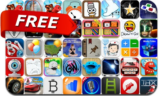 iPhone & iPad Apps Gone Free - March 22