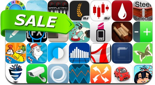 iPhone & iPad App Price Drops - September 24, 2015