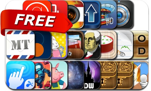 iPhone & iPad Apps Gone Free - February 17, 2014