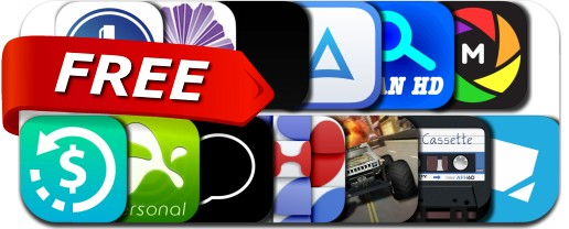 iPhone & iPad Apps Gone Free - July 13, 2016