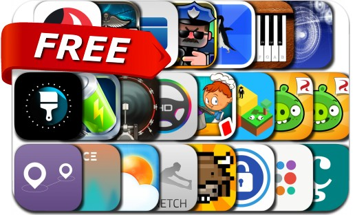 iPhone & iPad Apps Gone Free - June 4, 2016