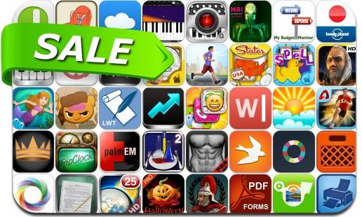 iPhone & iPad App Price Drops - October 20