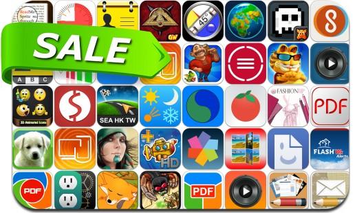 iPhone & iPad App Price Drops - June 28, 2014