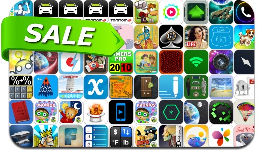 iPhone & iPad App Price Drops - May 8, 2014