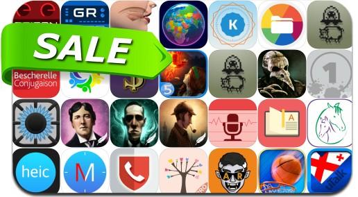 iPhone & iPad App Price Drops - October 27, 2018
