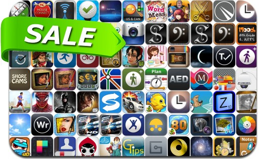 iPhone & iPad App Price Drops - May 25