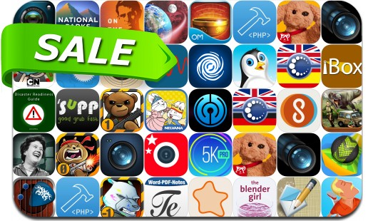 iPhone & iPad App Price Drops - June 27, 2015