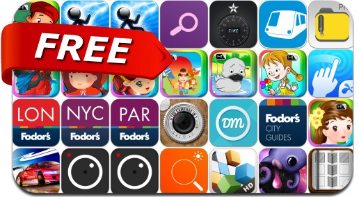 iPhone & iPad Apps Gone Free - May 12, 2014