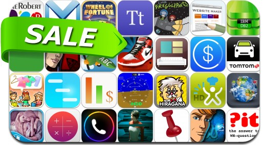 iPhone & iPad App Price Drops - March 18, 2014