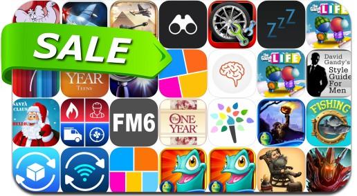 iPhone & iPad App Price Drops - December 13, 2016